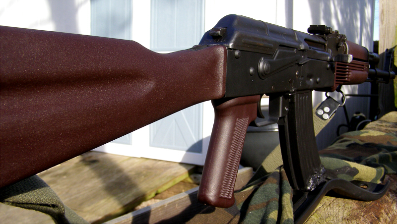 Romanian G Ak47 With Bulgarian Style Furniture Color Choices Black Plum Olive Drab