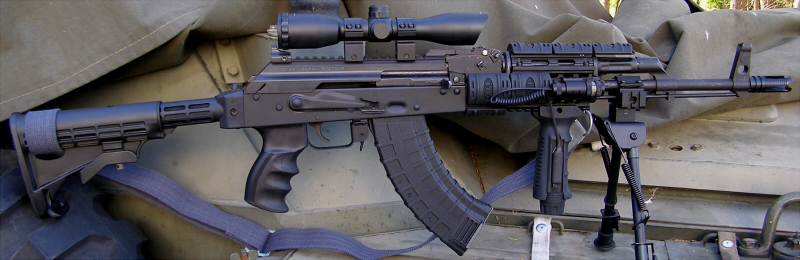 AK47  74 Tactical Rifles for Sale  Tombstone Tactical